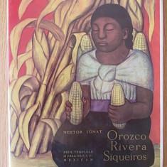 NESTOR IGNAT- PRIN TEMPLELE MURALISMULUI MEXICAN- cartonata, supracoperta - Album Pictura