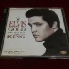 CD    ELVIS GOLD 2 CD