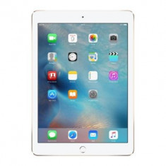 Apple iPad Air 2 Wi-Fi + Cellular 32 GB Gold (MNW32FD/A) - Tableta iPad Air 2 Apple, Auriu, Wi-Fi + 4G
