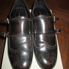 Pantofi Zara dama - Pantof dama Zara, Culoare: Maro