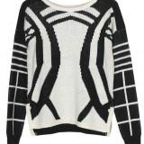 Pulover gros tricotat toamna-iarna Vero Moda