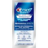 Albirea Dintilor cu Crest Whitestrips Professional Effects - 1 PLIC (2 benzi)