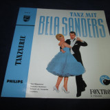 bela sanders - foxtrot 2.folge _ vinyl,7,germania