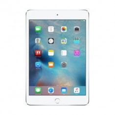 Apple iPad mini 4 Wi-Fi + Cellular 128 GB Silber (MK8E2FD/A), Argintiu, Wi-Fi + 4G