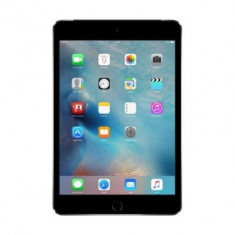 Apple iPad mini 4 Wi-Fi + Cellular 16 GB Space Grau (MK862FD/A), Gri, Wi-Fi + 4G