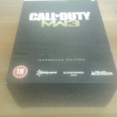 Call of duty - Modern Warfare 3 - MW3 Hardened Edition - XBOX 360 - Jocuri Xbox 360, Shooting, 18+, Multiplayer