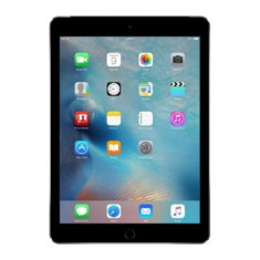 Apple iPad Air 2 Wi-Fi + Cellular 128 GB Spacegrau (MH312FD/A) - Tableta iPad Air 2 Apple, Gri, Wi-Fi + 4G