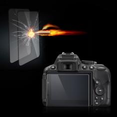 Folie sticla securizata Tempered Glass ptr. Nikon D5500 - Accesoriu Protectie Foto