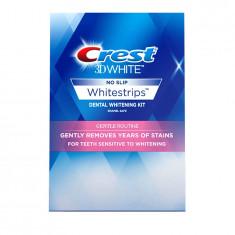 Albirea Dintilor cu Crest Whitestrips Gentle Routine - CUTIE 28 BENZI