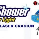 PROMOTIE BLACK FRIDAY! LASER STAR SHOWER CU EFECTE SENZATIONALE 3D DE CRACIUN !
