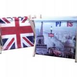 Cos pliabil depozitare Model Paris / U.K - Cutie depozitare