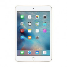 Apple iPad mini 4 Wi-Fi 32 GB Gold (MNY32FD/A), Auriu