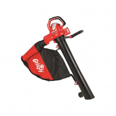 Aspirator / Refulator / Tocator de frunze ELS3027E Combi - Aspirator/Tocator frunze Grizzly Tools
