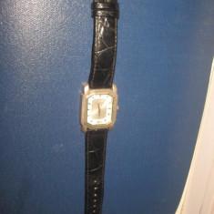 Ceas mana barbatesc vintage Glashutte quartz nefunctional. - Piese Ceas