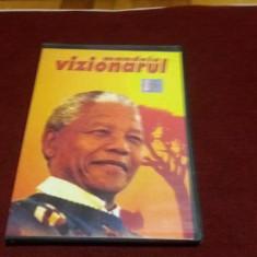 FILM DVD MANDELA VIZIONARUL - Film documentare, Romana