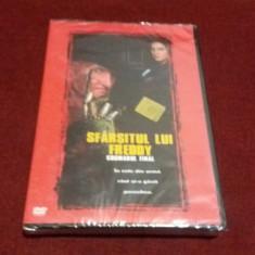 FILM DVD COSMARUL DE PE ELM STREET - SFARSITUL LUI FREDDY SIGILAT - Film thriller, Romana