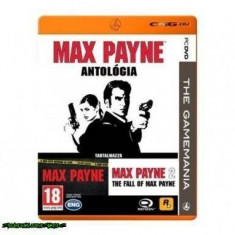 Rockstar games Joc software Max Payne Anthology PC