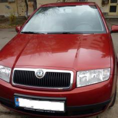 Skoda Fabia Sedan excelent intretinuta, tinuta in garaj, An Fabricatie: 2002, Benzina, 63300 km, 1400 cmc