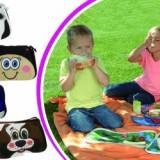 Geanta pentru picnic, scoala, gradinita Snack Pets
