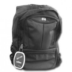 Rucsac laptop HP - Geanta laptop HP, Nailon, Gri