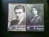 CORESPONDENTA DE DRAGOSTE - NAE IONESCU   2 VOLUME