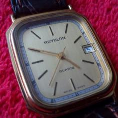 Superb ceas REYBLAN, unisex.Swiss Made! - Ceas unisex
