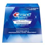 Albirea Dintilor cu Crest Whitestrips 3D Professional Effects - CUTIE 40 BENZI