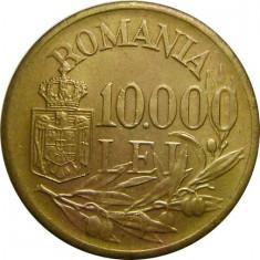 ROMANIA, 10000 LEI 1947 * cod 57 - Moneda Romania