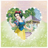 Decoratiune fosforescenta 3D Princess