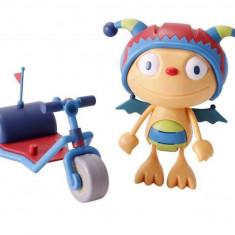 Scooter si figurina Henry cu functii