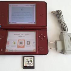Consola Nintendo DSi XL + incarcator original + joc Sims 2, Nintendo DS XL