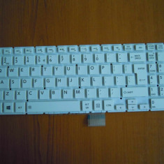 Tastatura Keyboard Laptop Toshiba L50-B US limba MP-13R86U4-9201 MP-13R8 - Tastatura laptop