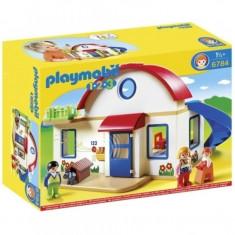 Casa din suburbie Playmobil