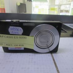 Aparat foto casio ex-s200(lct) - Aparat Foto compact Casio