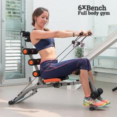 Banca de Antrenament 6xBench - Banca de exercitii