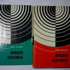 Andrei Nicolaide - Masini electrice {2 volume}