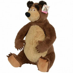 Masha si ursul Jucarie plus urs 50 cm 9309894 Simba - Papusa