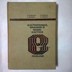 B. Radovici, s.a. - Electrotehnica, masurari si masini electrice