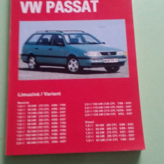 Manual reparatii vw passat - Manual auto