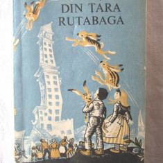 POVESTI DIN TARA RUTABAGA, Carl Sandburg, 1969. Ilustratii Maud, Niska Petersham - Carte de povesti