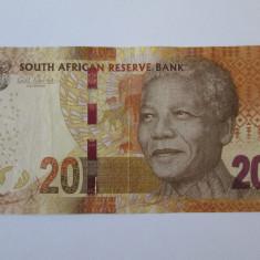Africa de Sud 20 Rand 2012-2014 - bancnota africa