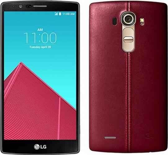 LG G4 H818P,DUAL SIM, garantie pana in 12.05.2018 stare impecabila foto mare