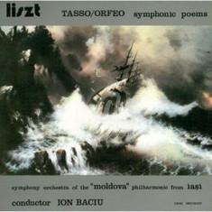 Franz Liszt - Tasso/Orfeo - Symphonic Poems (Vinil) - Muzica Opera