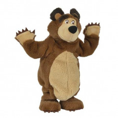 Jucarie Urs Masha care danseaza 32 cm 9308236 Simba - Papusa Simba, 4-6 ani
