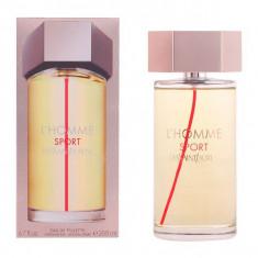 Yves Saint Laurent - L'HOMME SPORT edt vaporizador 200ml - Parfum barbati Yves Saint Laurent, Apa de toaleta