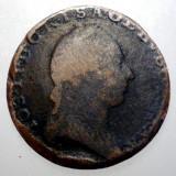 7.996 AUSTRIA JOSEPH II 1/2 KREUTZER 1781 B - Moneda Medievala, Europa