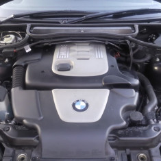 Motor BMW E46 320d FL M47N 150CP, an 2004, 190000km - Bloc motor, 3 (E46) - [1998 - 2005]