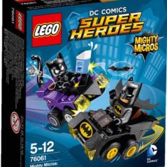 LEGO® Super Heroes Batman contra Catwoman 76061