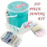 Trusa Sewing Kit 210 piese pentru cusut