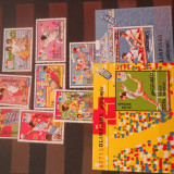 1992 LP 1289 Olimpiada de la Barcelona - Timbre Romania, Nestampilat